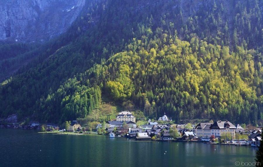 Ngôi làng đẹp nhất thế giới qua góc máy phượt thủ Việt