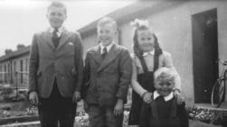 Frank Patterson: Guth Órga na hÉireann (OS & TS)