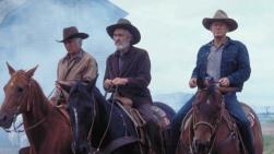 An Western: Comes a Horseman (TS)