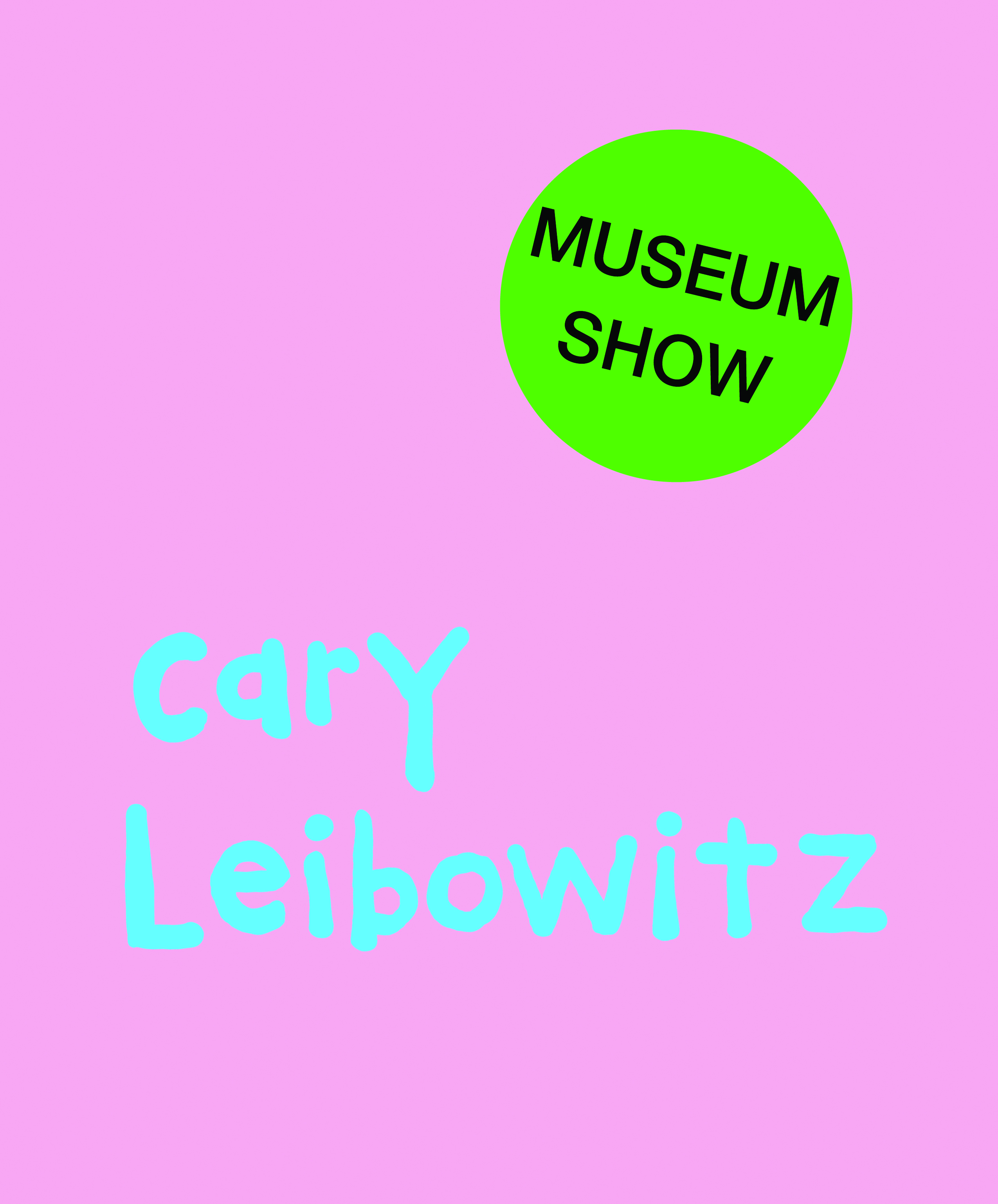 Cary Leibowitz Museum Show catalog