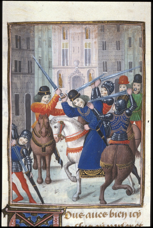 Attack on Olivier de Clisson