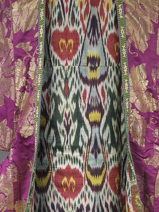 Richly Decorated Garments from Over 20 Countries On View at the Jewish Museum Beginning November 3, 2017