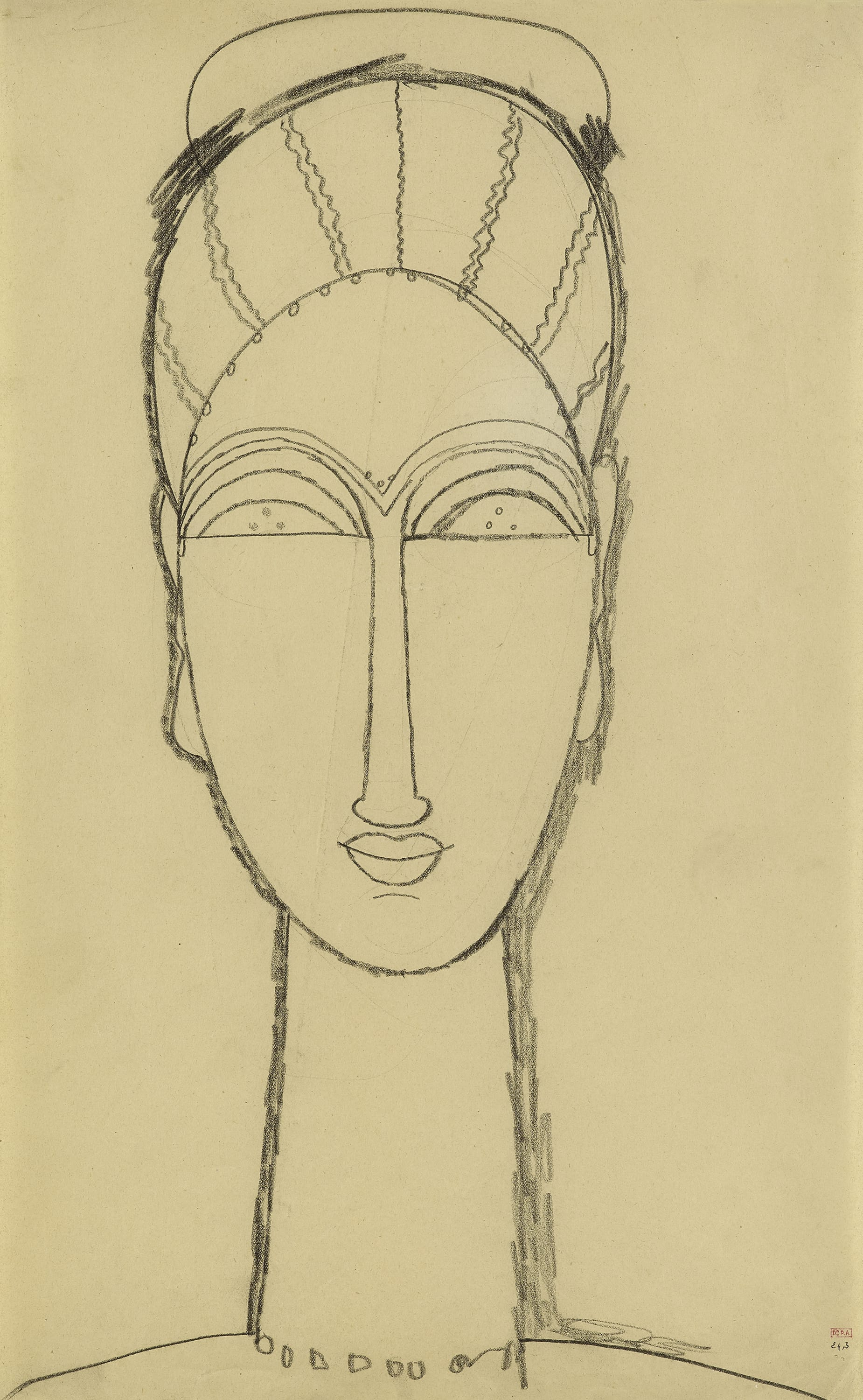 First Exhibition in the U.S. to Focus on Amedeo Modigliani's Early Work