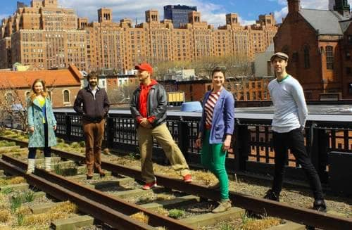 The Jewish Museum and Bang on a Can Present a Performance by Bonjour