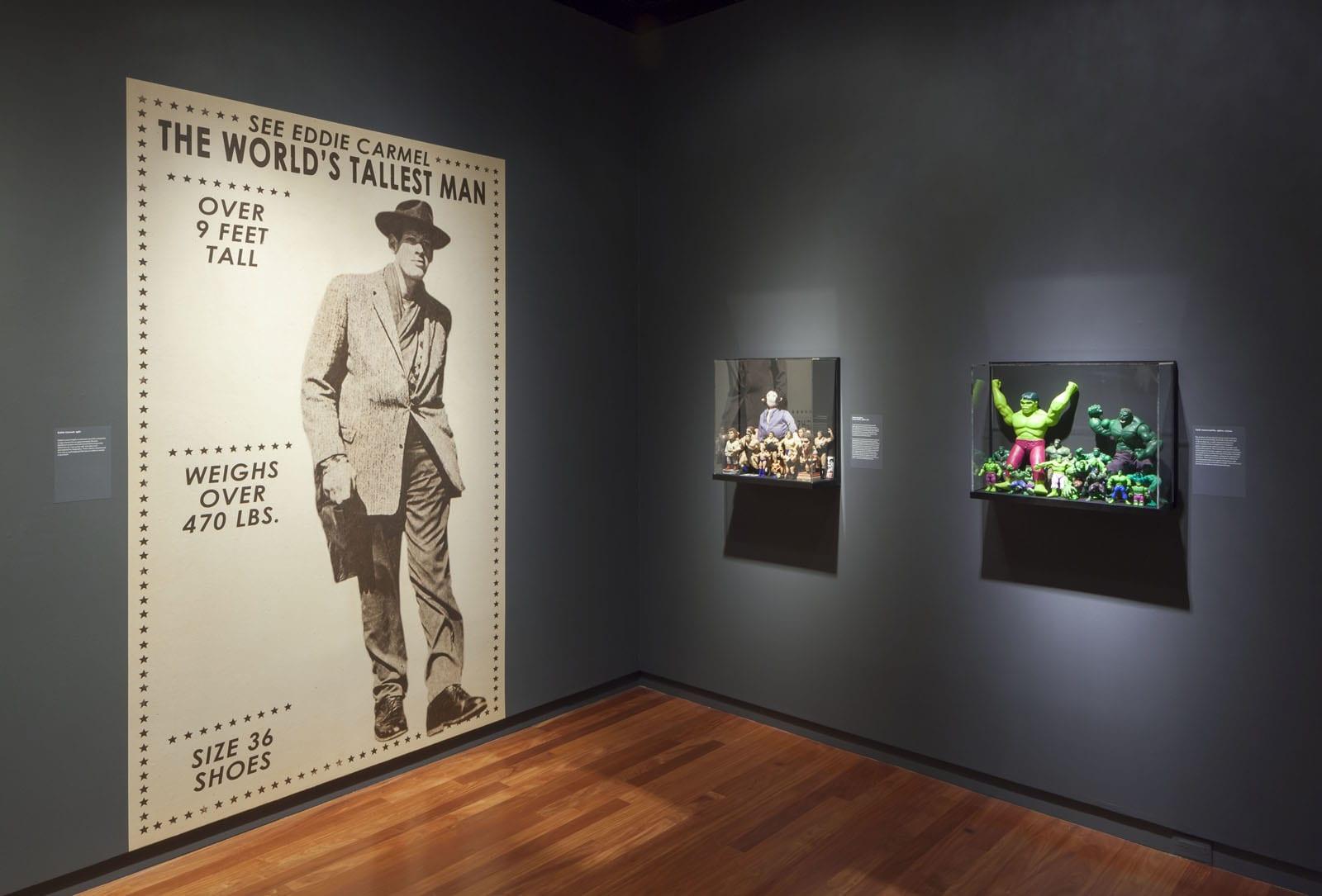 <i>Masterpieces & Curiosities: Diane Arbus's Jewish Giant</i> Opens April 11, 2014