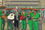 Matt Whistler meets Mexican musicians