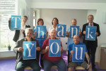 Latest People: Open Studios 2012, Martlets Hospice gets 10,000th lottery