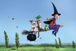 Win a copy of Room on the Broom on DVD this Easter