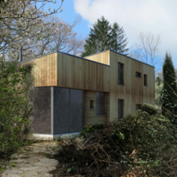CDMS Partners Ltd showcase A House in the Trees