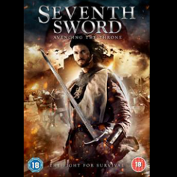 Competitions: Win 'Seventh Sword' DVDs