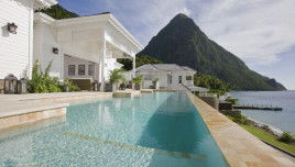 The Romantic Tourist - Saint Lucia