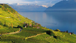 The Romantic Tourist - Switzerland