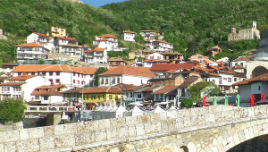 The Romantic Tourist - Kosovo