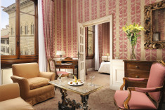 Executive Junior Suite  at Helvetia & Bristol Firenze- Starhotels Collezione