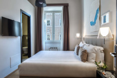 Classic Double Room at Relais Rione Ponte