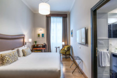 Superior Double Room at Relais Rione Ponte