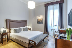 Deluxe Double Room at Relais Rione Ponte