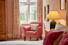 Cuckfield Room at Ockenden Manor