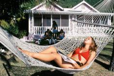 Deluxe - 1 Queen Bed at Oualie Beach Resort