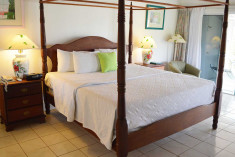 Executive Suite - 1 King Bed at Oualie Beach Resort