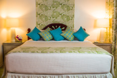 Ocean View Suite - King Bed at The Mount Nevis Hotel