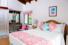Mountain View Junior Suite - Queen Bed at The Mount Nevis Hotel