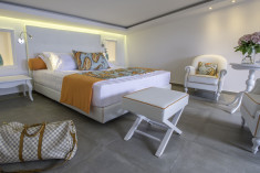 Two Bedroom Residence with private pool at  Avaton Luxury Villas Resort - Relais & Chateaux