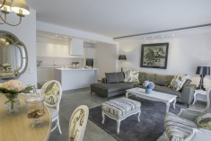 Presidential Villa with Private Pool & Garden at  Avaton Luxury Villas Resort - Relais & Chateaux