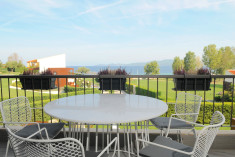 Deluxe Room with sea view at  Avaton Luxury Villas Resort - Relais & Chateaux
