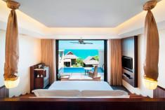 Vana Belle Ocean View Pool Suite at Vana Belle, A Luxury Collection Resort, Koh Samui