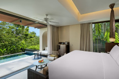Jungle 1 Bedroom Suite at Vana Belle, A Luxury Collection Resort, Koh Samui