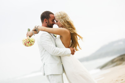 Traditional western wedding package