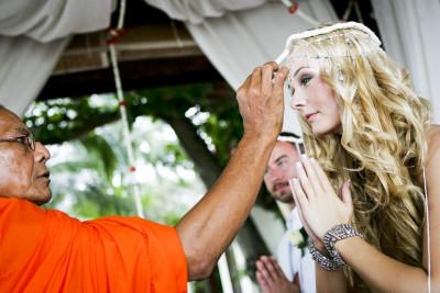 Buddhist Wedding Package