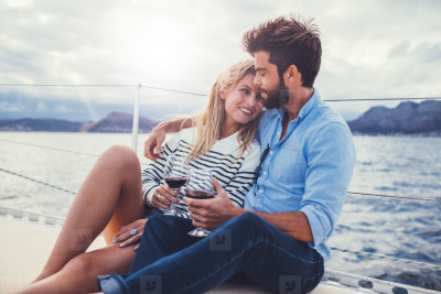 Romantic Island Hopping Day Trip with private Sailing Boat
