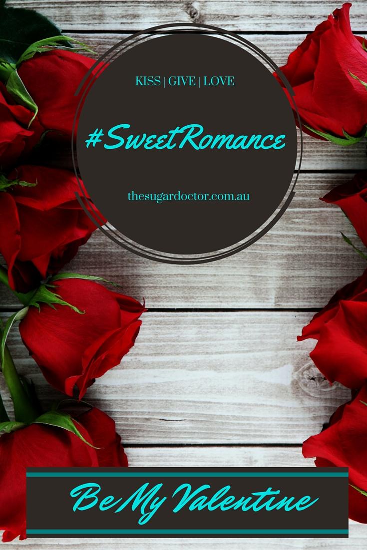 #SweetRomance Valentine