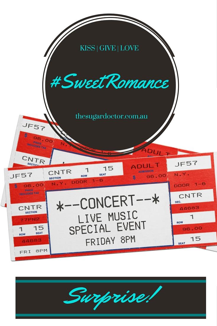 #SweetRomance Surprise