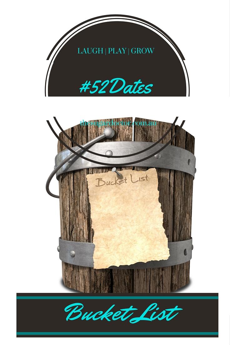 #52Dates Bucket