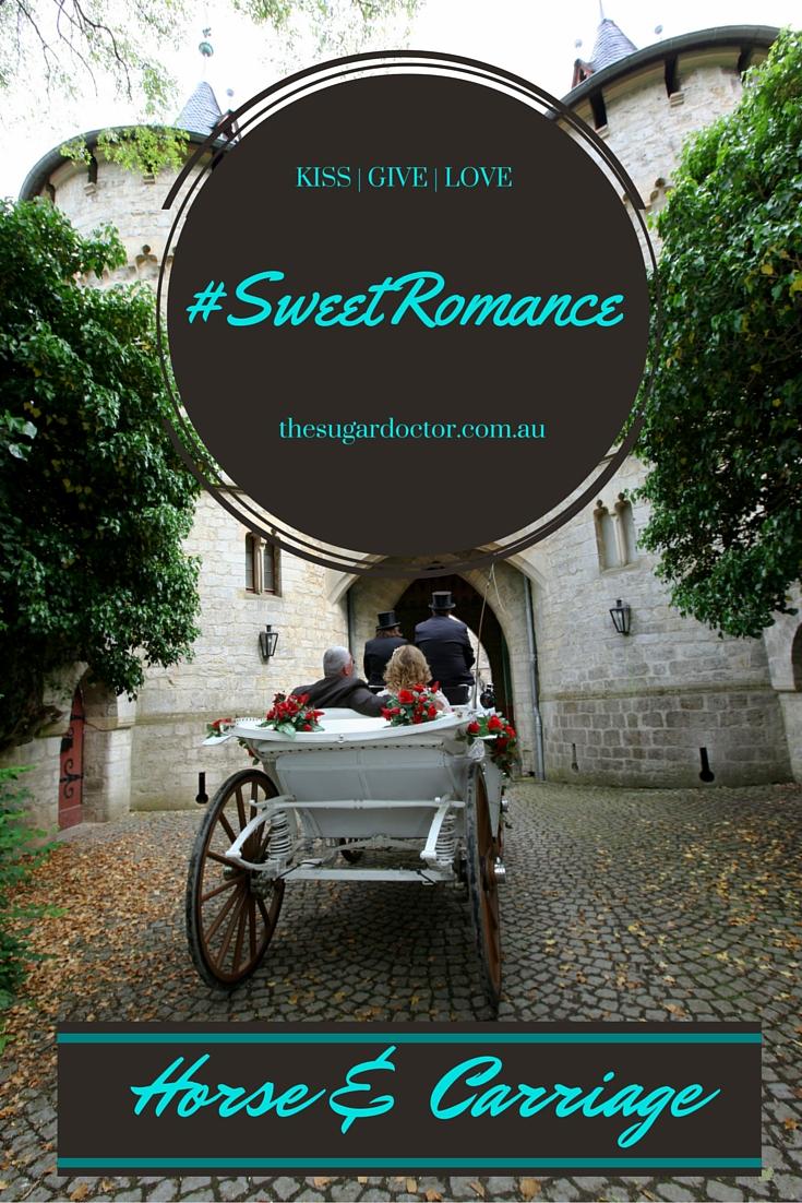 #SweetRomance Horse&Carriage