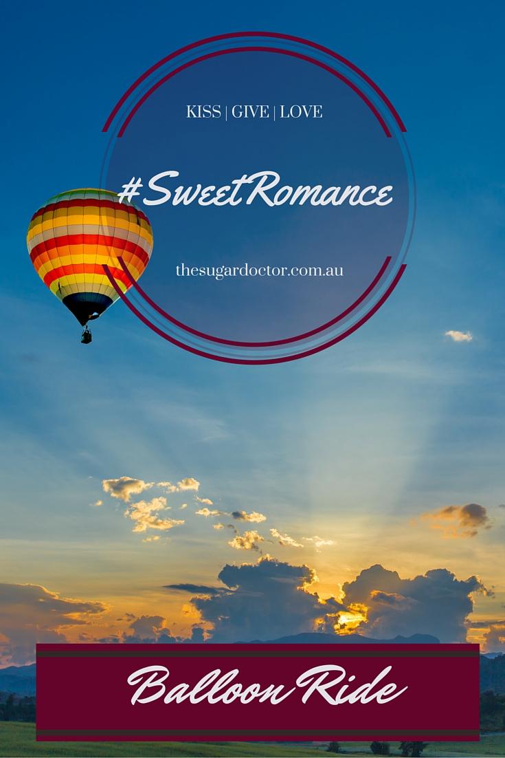 #SweetRomanceBalloonRide