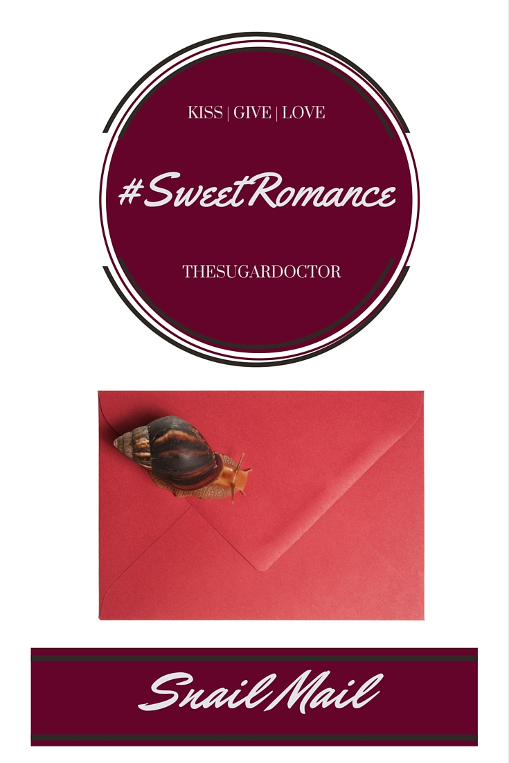 #SweetRomanceSnailMail