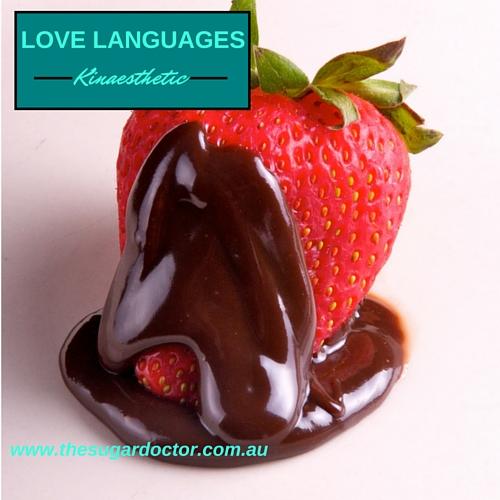 #Kinaesthetic #ChocolateStrawberry
