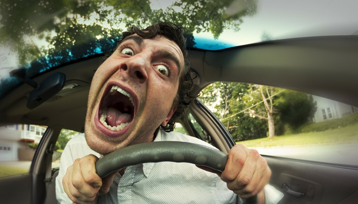 Men – Why You Need to Stop Driving Like a Rally Driver