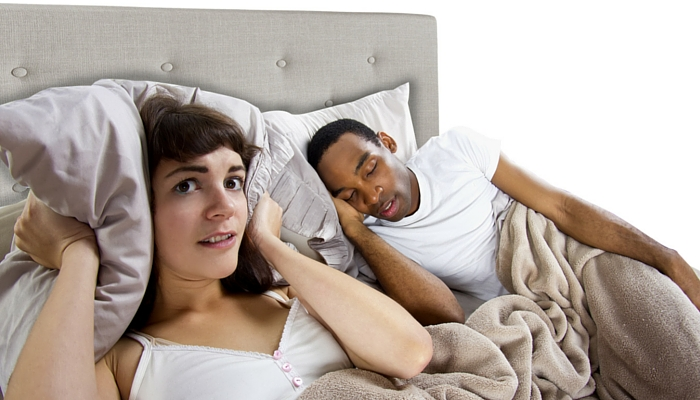 3 Ways to Save Your Marriage From Snoring
