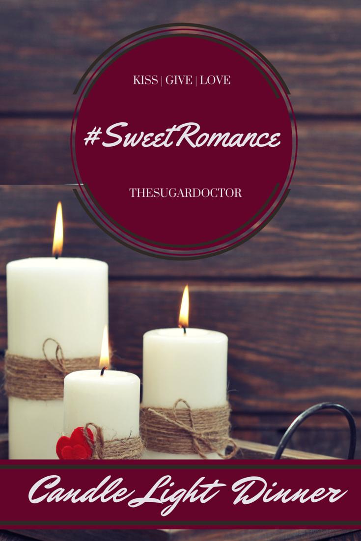 #SweetRomanceCANDLELIGHT