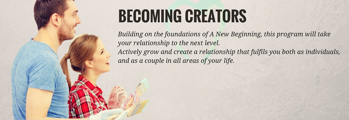Becoming Creators