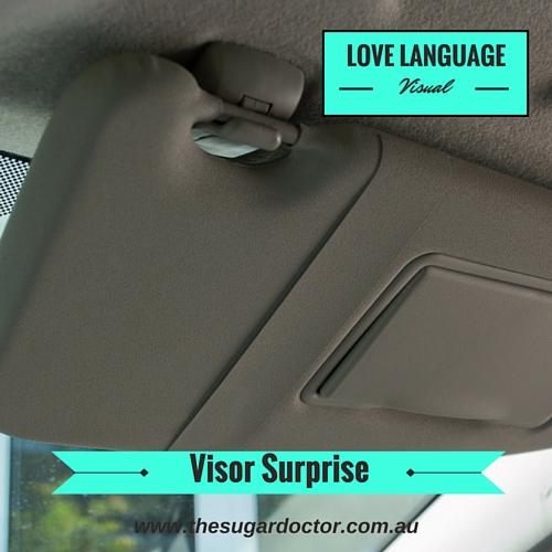 #Visual #VisorSurprise