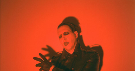 Rock Stars Went Extinct But Marilyn Manson Is Still Here