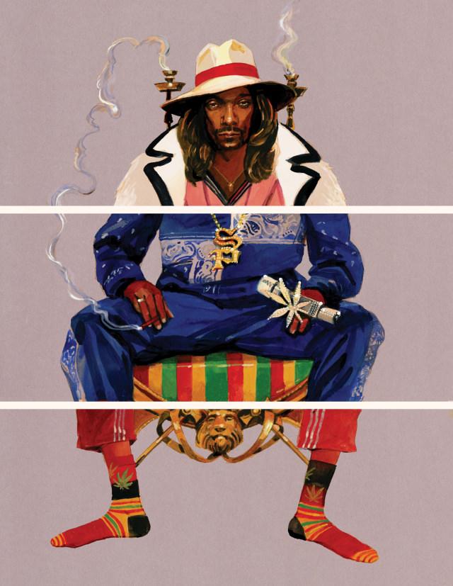 Snoop Dogg Happy Socks
