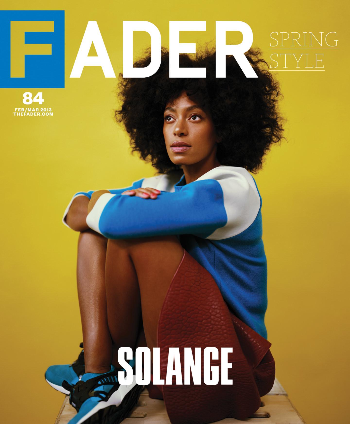 Solange FADER