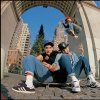 Beastie Boys, photographed by Glen E. Friedman in New York, 1986